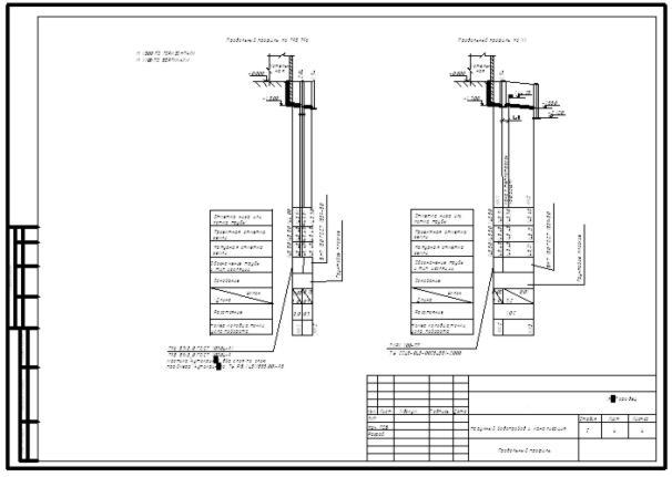 Проект Наружные сети водопровода и канализации котельной