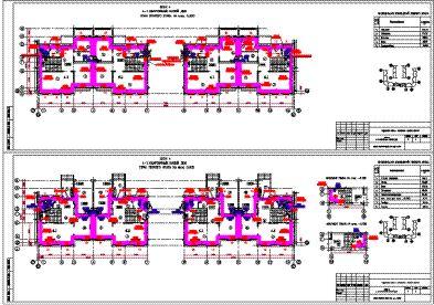 проект четырехквартирного дома