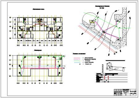 Курсовой проект «Санитарно-техническое оборудование здания