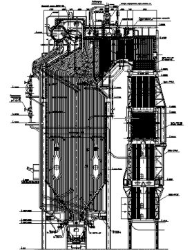 Котел ПК-19
