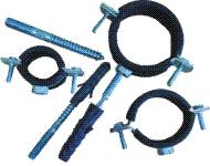 Крепление трубопроводов из полимерных материалов