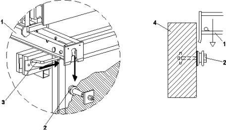 Схема устройства анкерного узла