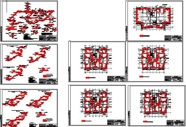 Система отопления 17 этажного