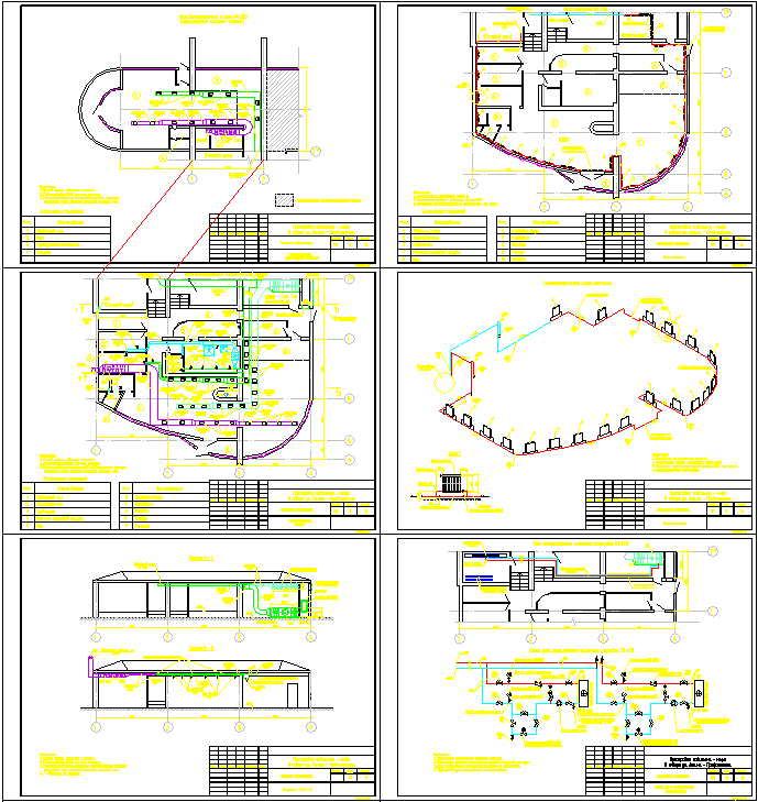Схема подключения систем