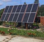Солнечная энергия для дома.