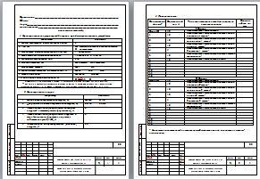 Опросный лист на распределительную систему постоянного тока РСПТ