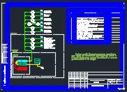 Рабочий проект системы видеонаблюдения СВН дома в dwg