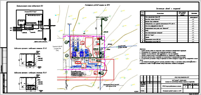 Схемы по электрохимзащите
